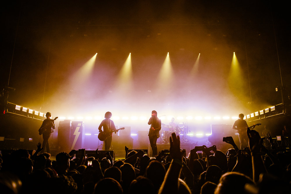 The Strokes, The Wiltern