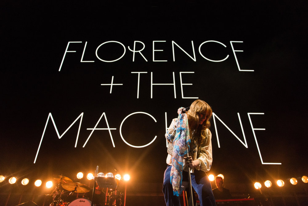 Florence & The Machine, KROQ Weenie Roast 2015