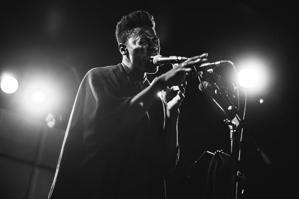 Moses Sumney, The Echo