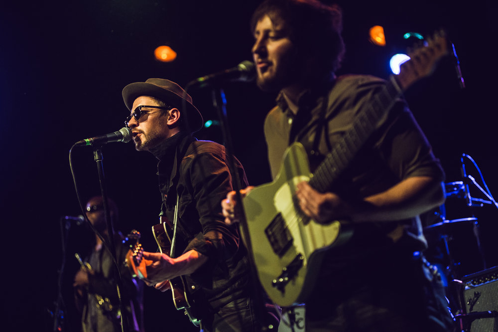 Nathaniel Rateliff & The Night Sweats, El Rey Theatre