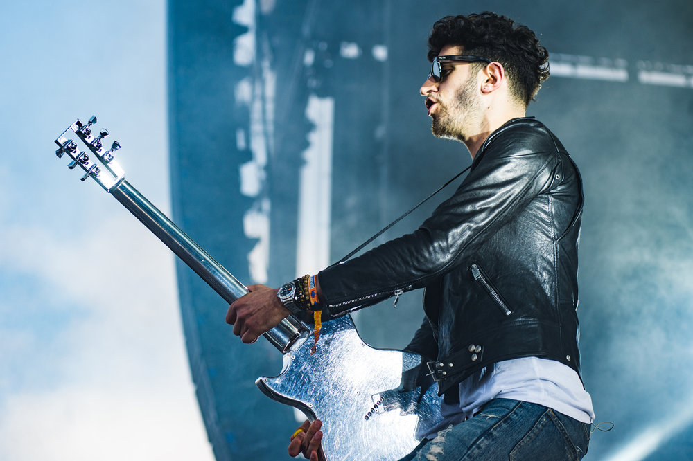 Chromeo, Outside Lands 2014
