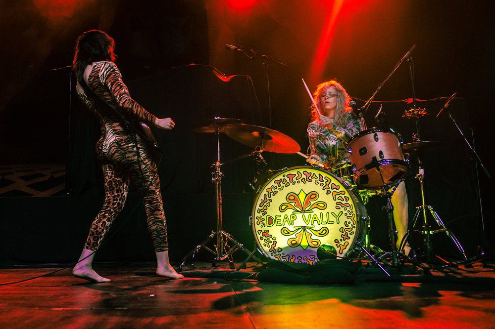 Deap Vally, Fox Theater