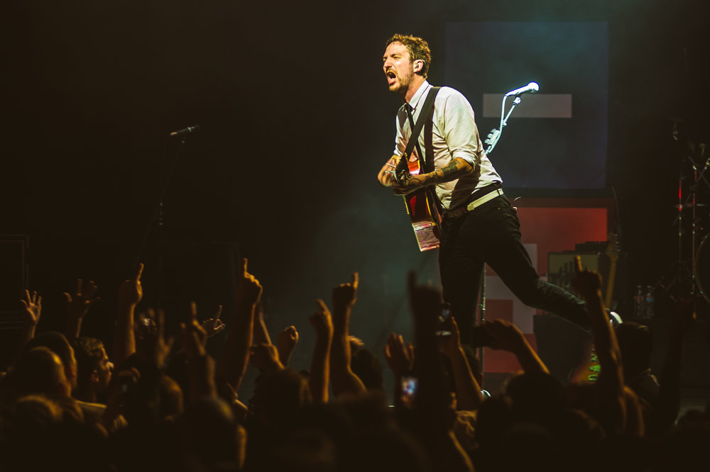 Frank Turner, Mayan Theater