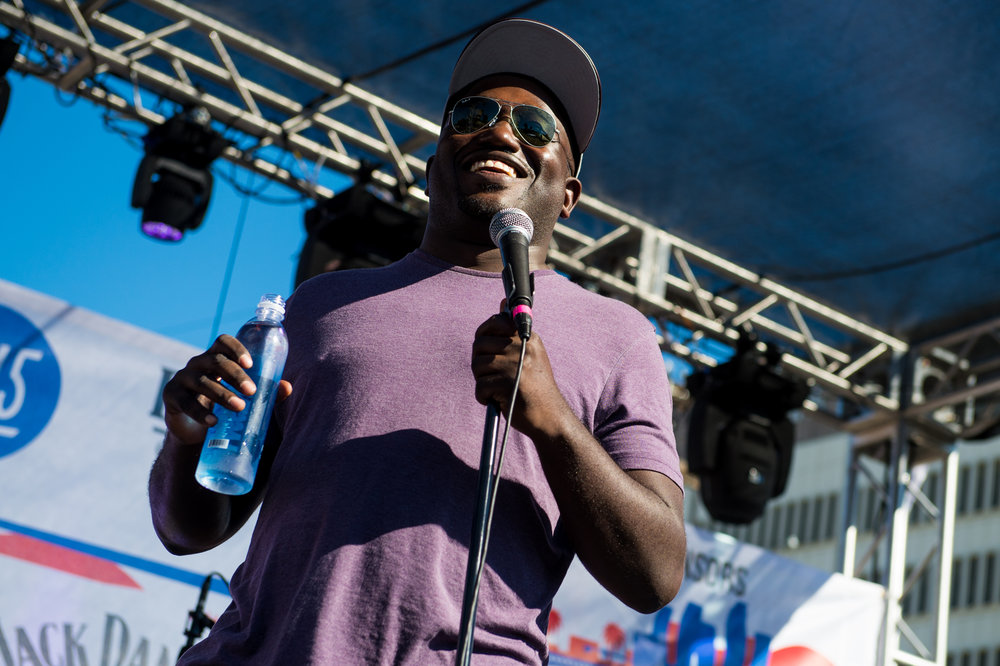 Hannibal Buress, Echo Park Rising 2015