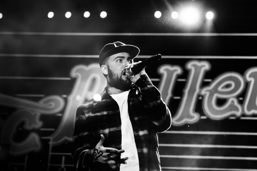 Mac Miller, Camp Flog Gnaw 2015