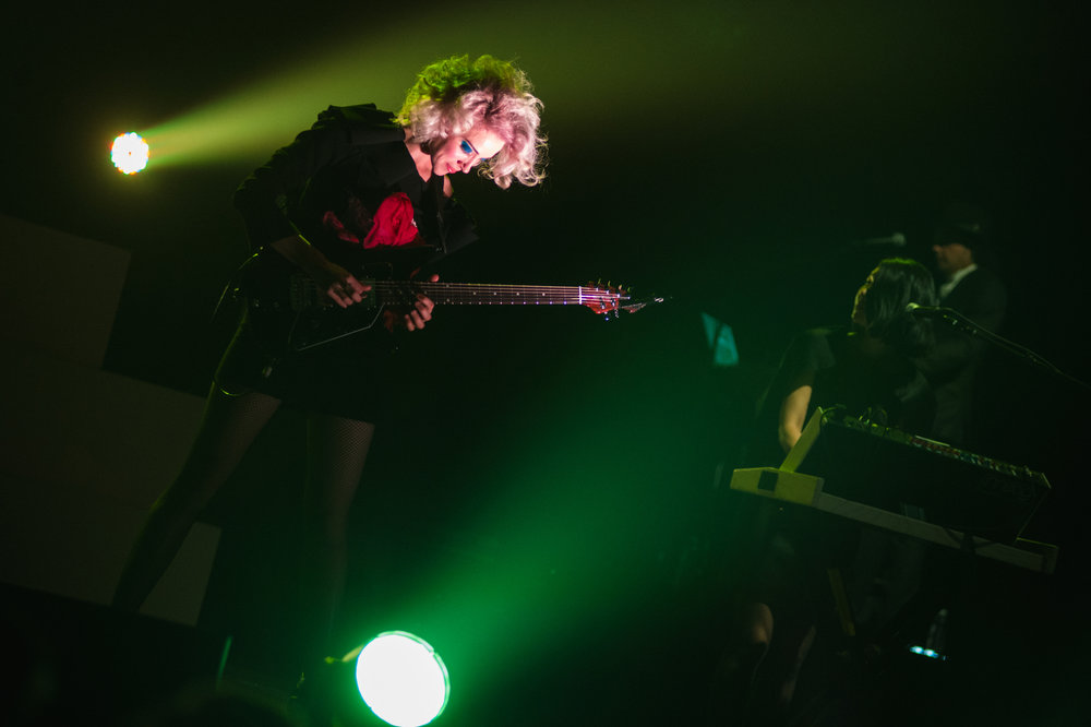 St Vincent, The Wiltern