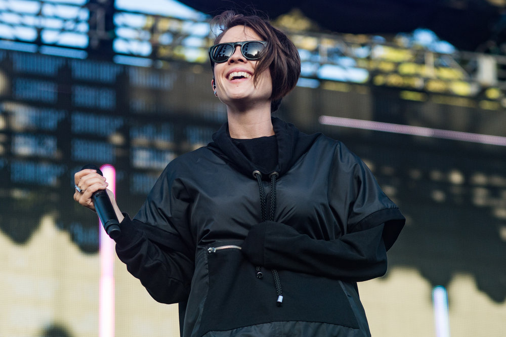 Tegan and Sara, Outside Lands 2014