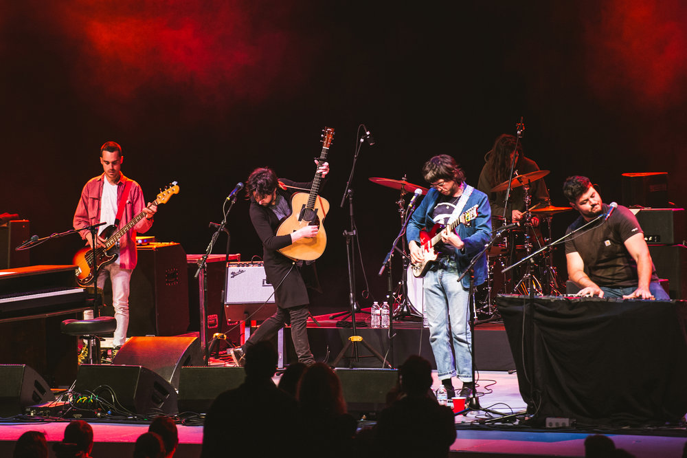 Conor Oberst, Greek Theatre