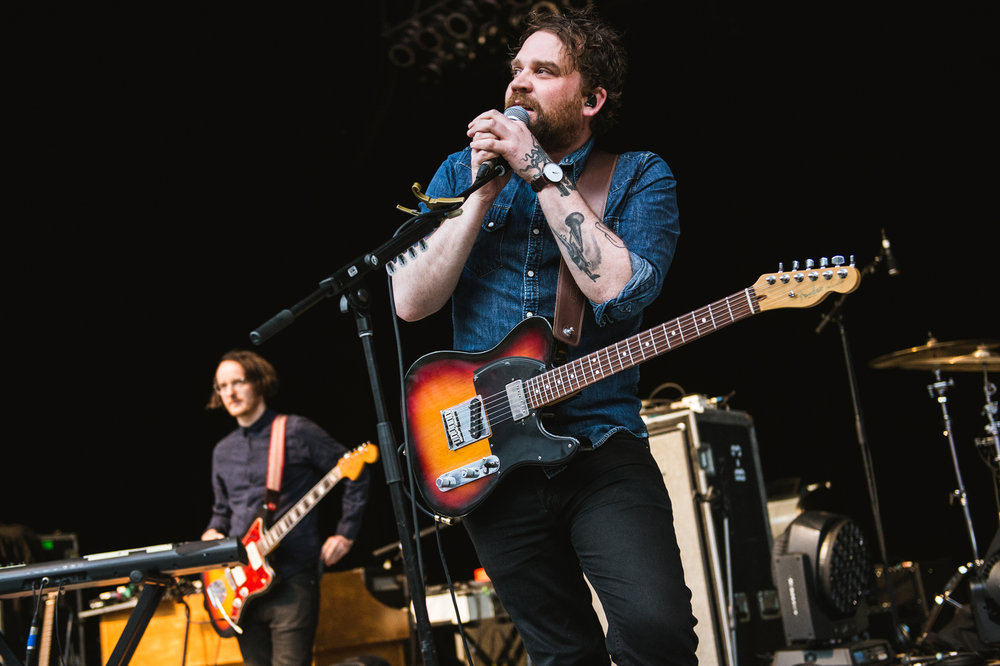 Frightened Rabbit, Greek Theatre