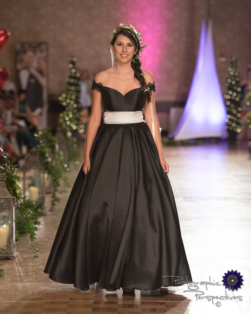 Madison James 72159 Black Ballgown