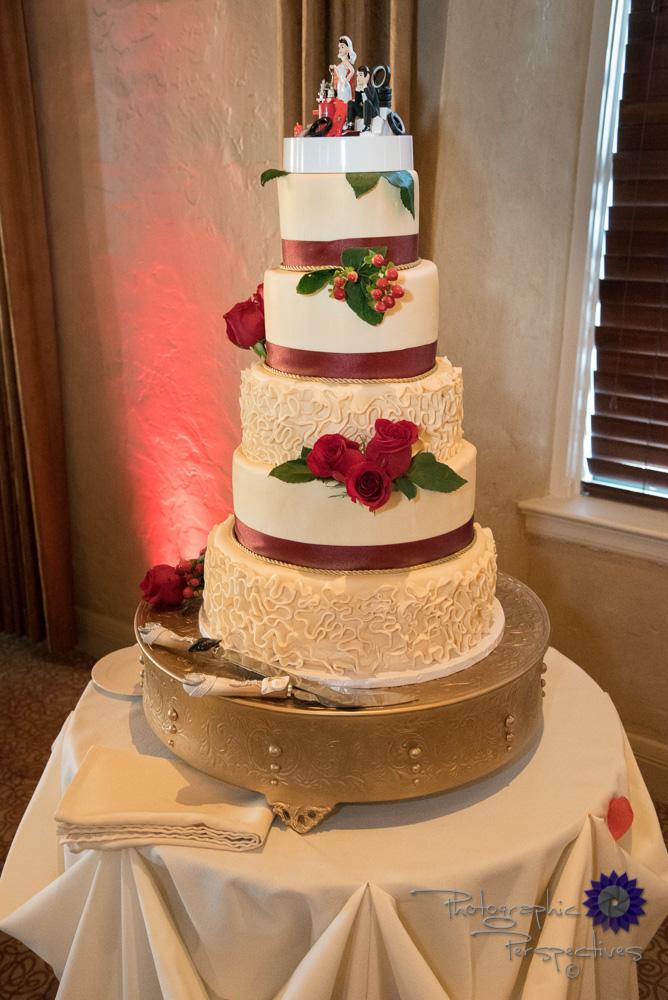 Wedding Cakes, wedding cake topper, Hotel Andaluz, Adaluz Boutiq