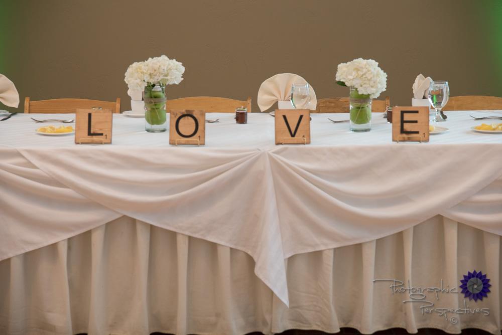 wedding details,