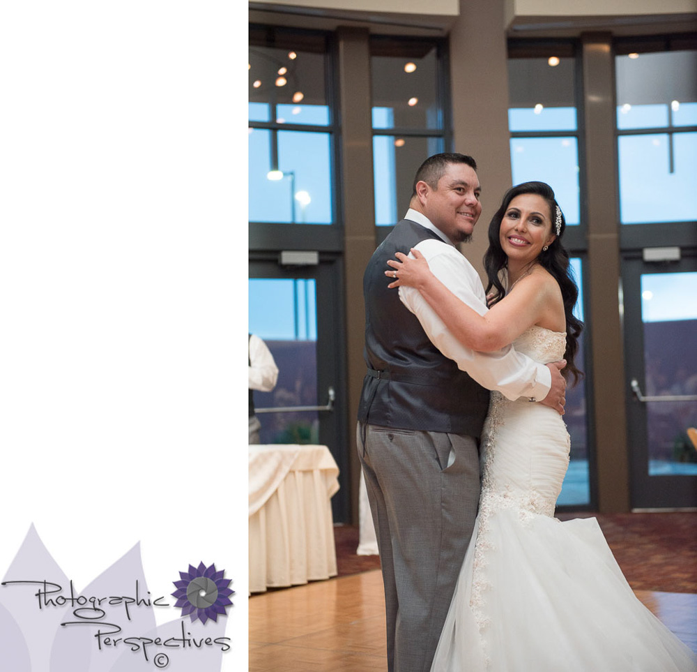 Isleta Resort Wedding | Wedding Reception | First Dance | New Mexico Bride | Albuquerque Wedding Photographers | Photographic Perspectives