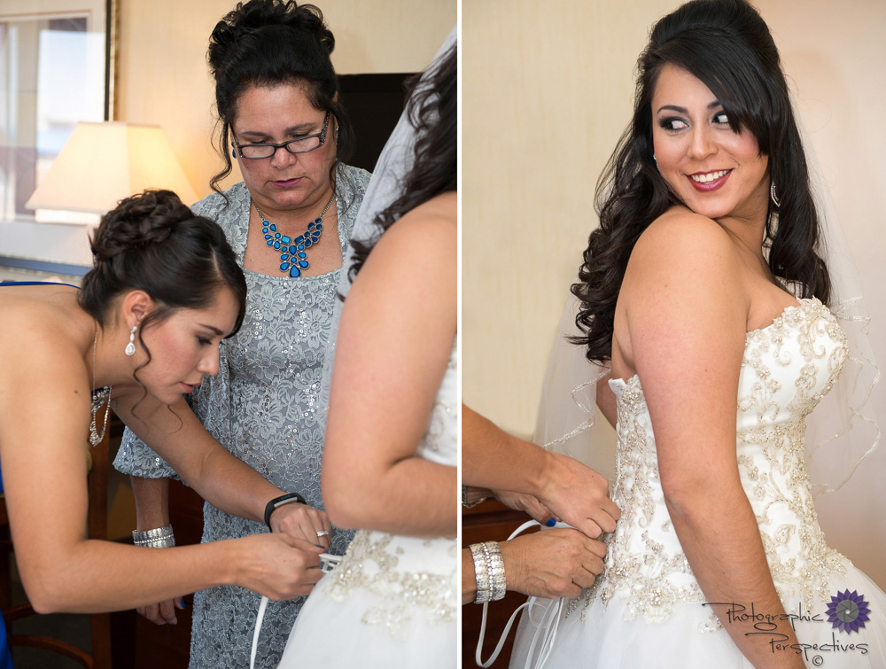 Albuquerque Wedding Photographers | Bridal Prep