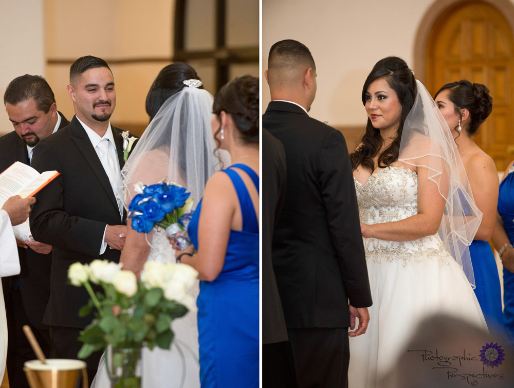 Albuquerque Wedding Photographers | St Therese Catholic Church