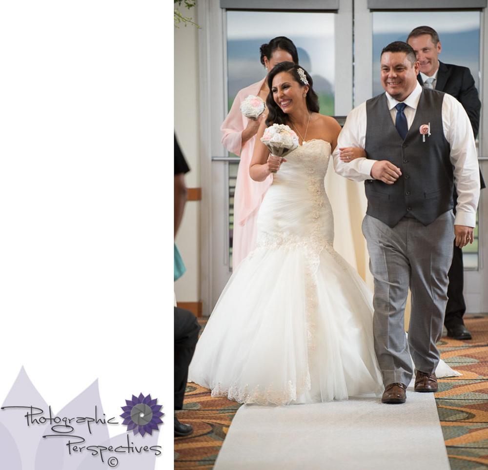 Finally Married | Albuquerque Wedding Ceremony | Isleta Resort and Casino | Albuquerque Wedding Photographers | Photographic Perspectives