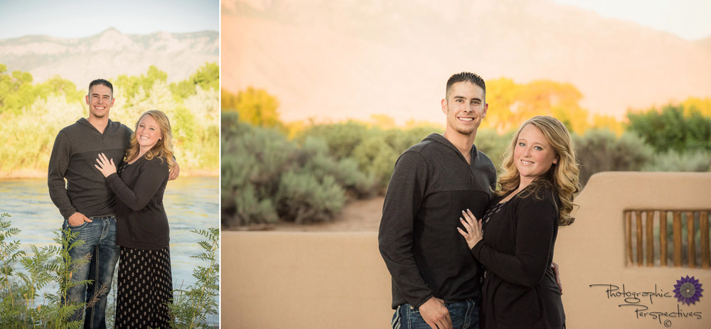 ABQ Photographers | Engagement | Photographic Perspectives | Corrales New Mexico | Corrales Wedding Photographers | Albuquerque Engagement Photographers