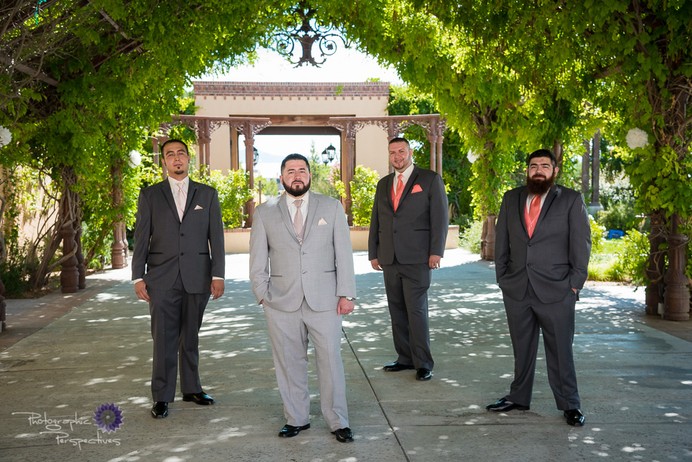 Hotel Albuquerque, New Mexico Wedding Photographers