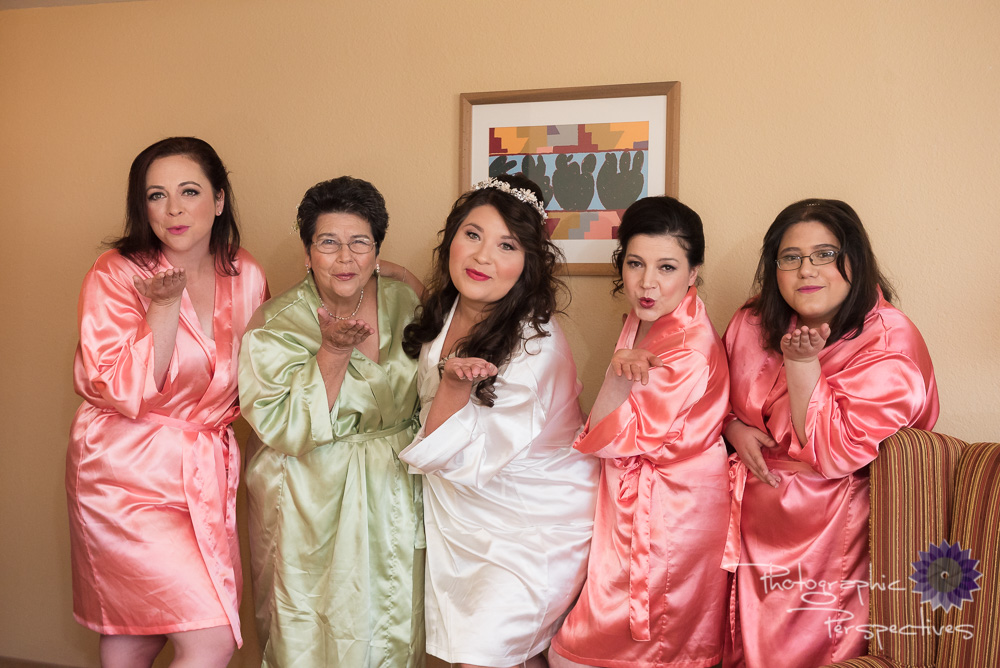 Bridesmaids, Pink Robes, Bridal Prep