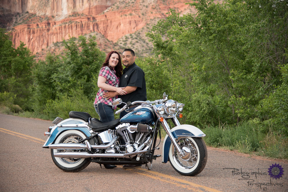 Jemez Mountains Engagement | Tania + Luis -