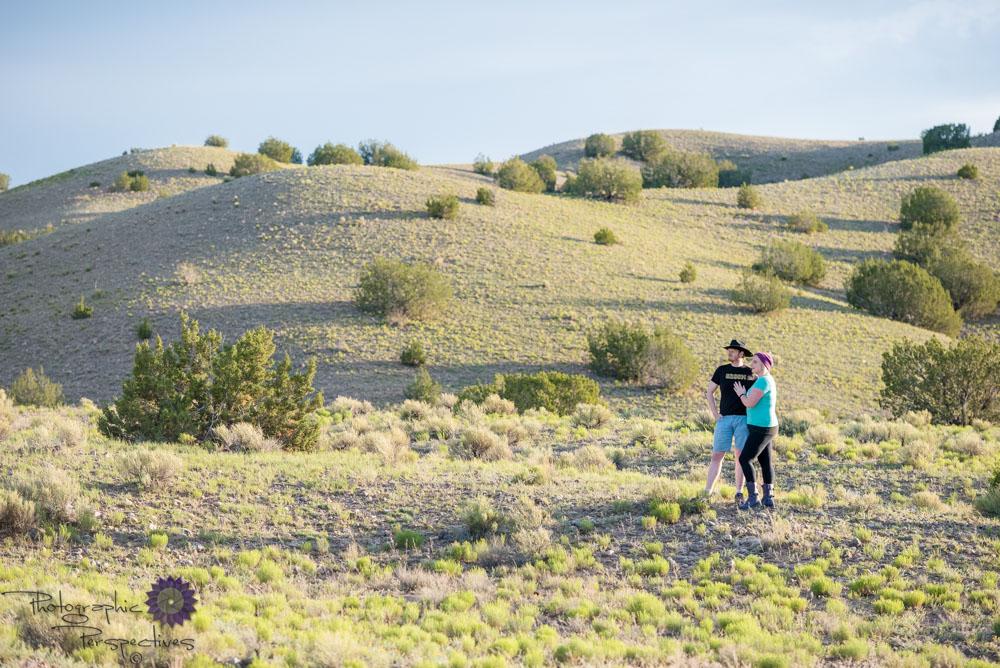 Kasha-Katuwe Tent Rocks National Monument Engagement | New Mexico Wedding Photographers | Photographic Persepctives