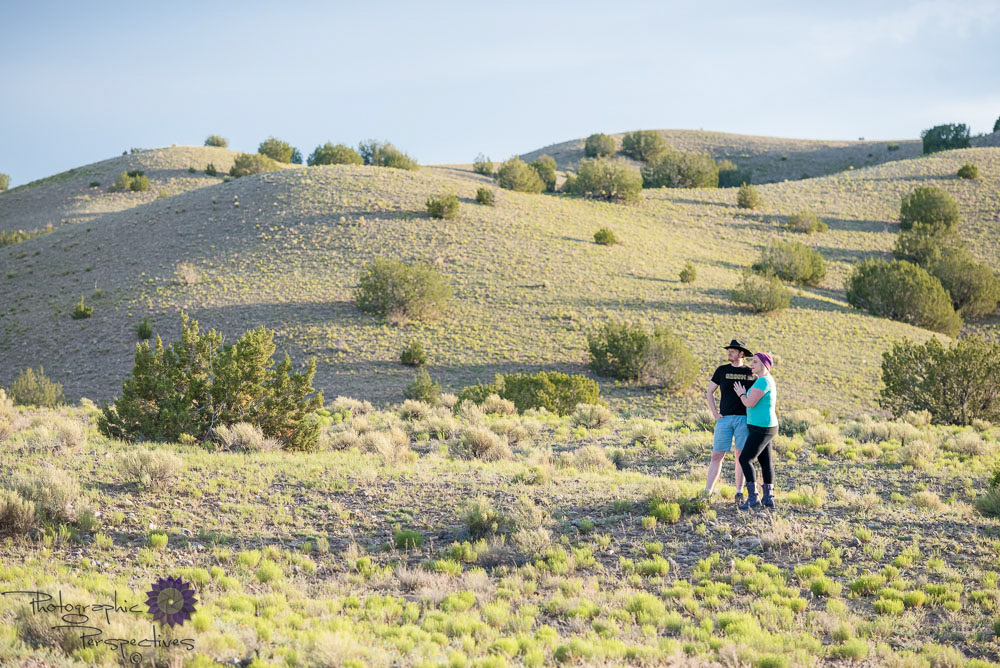 Engagement Session | New Mexico Wedding Photographers | Photographic Perspectives | Tent Rocks | Albuquerque Engagement Photographers