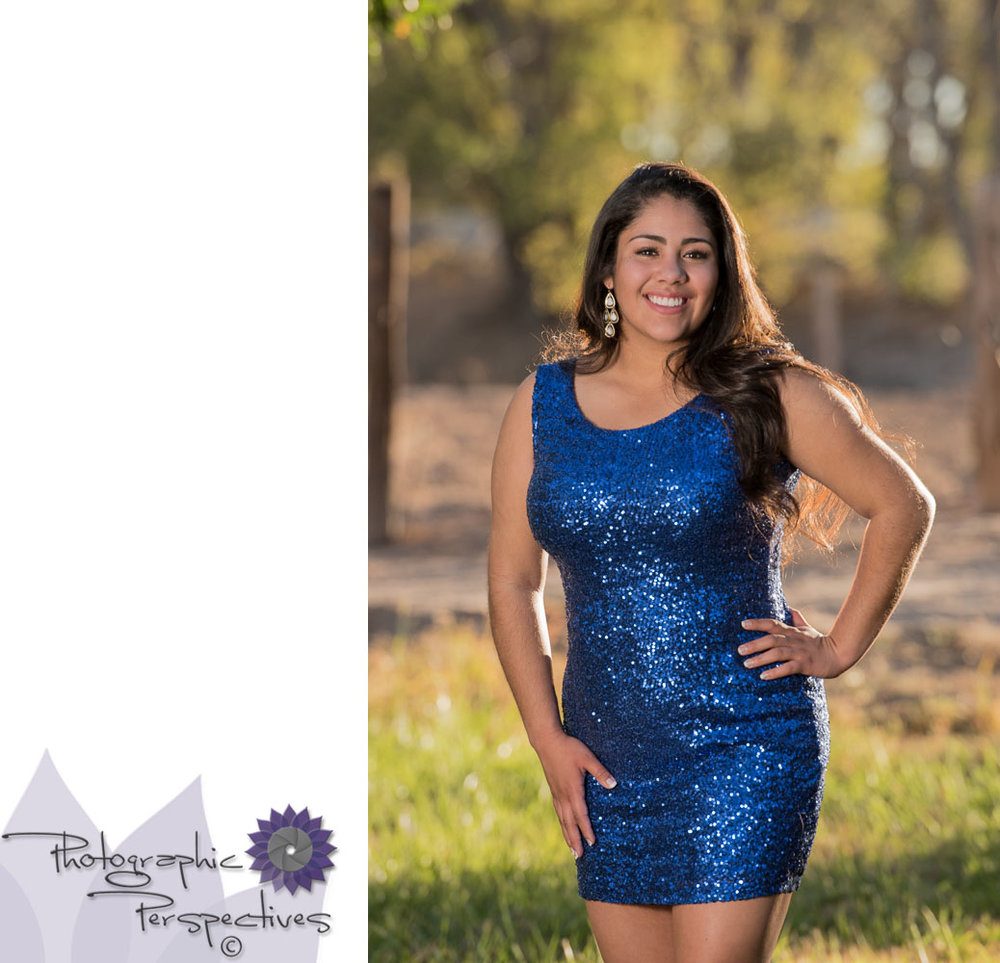 Photographic Perspectives | Senior Portraits | Corrales New Mexico | Albuquerque Photographers