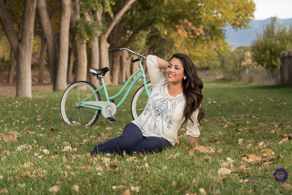 Creative Senior Photography | Photographic Perspectives | Albuquerque Senior Photography | Corrales Senior Photographer