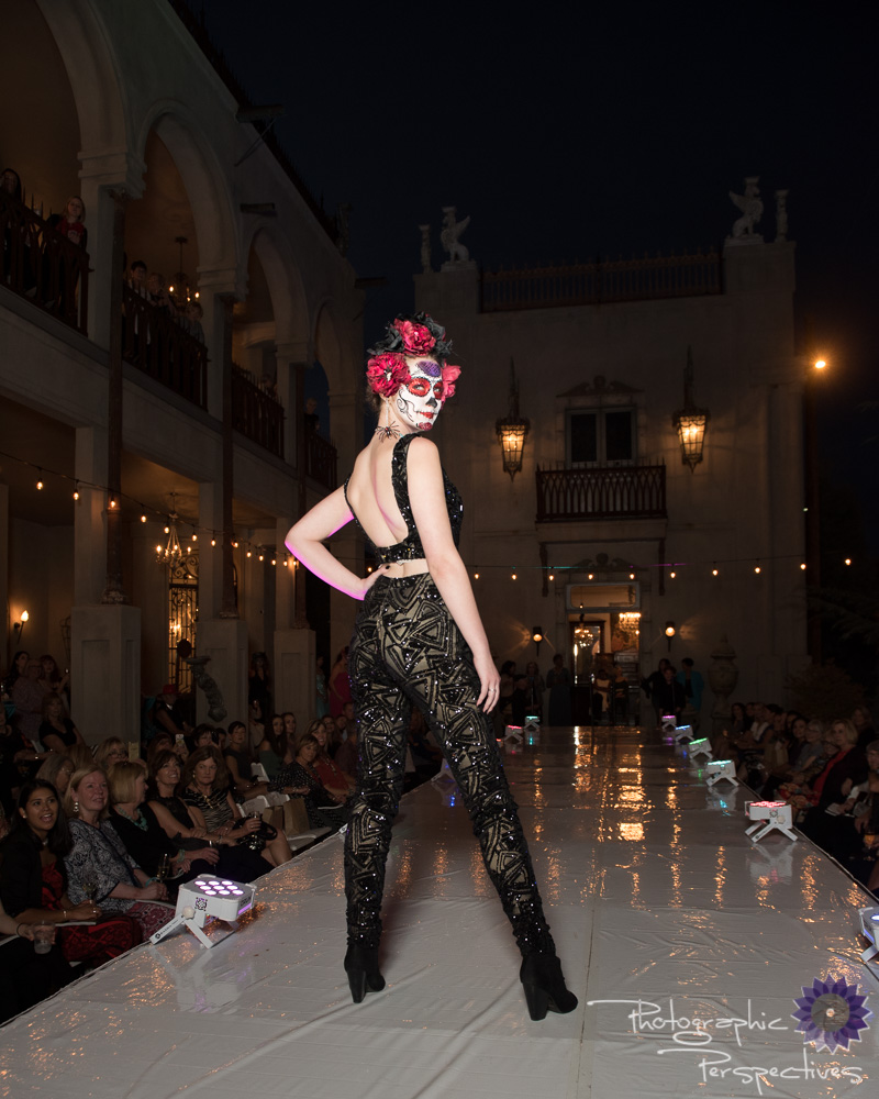 Catwalk at the Castle
