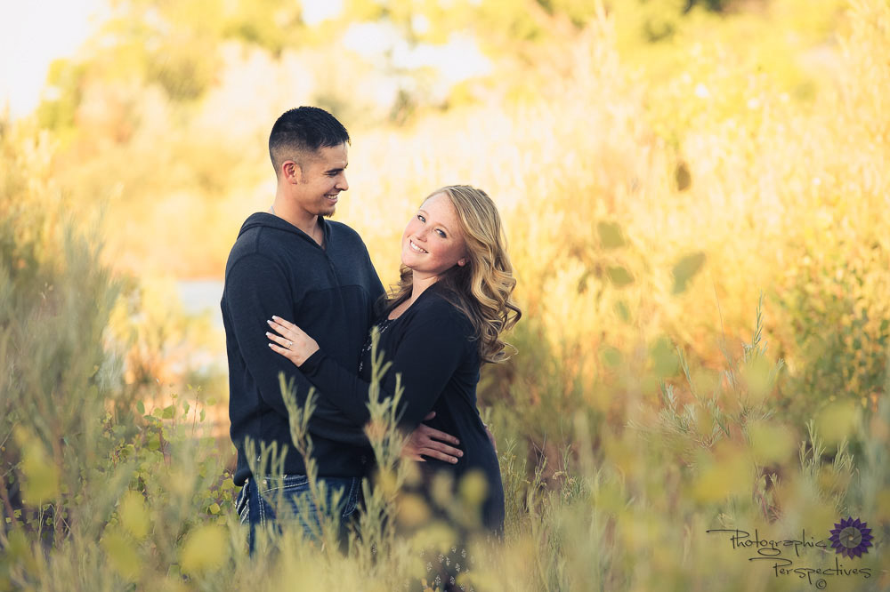 Rio Grande Bosque  - Engagement | Sydney + James