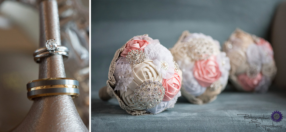 Isleta Resort Wedding | Handmade Bouquets | Wedding Details | Photographic Perspectives | Albuquerque Wedding Photographers