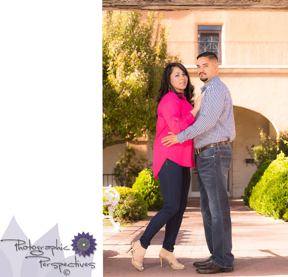 Photographic Perspectives |Engagement Photographers Albuquerque | ABQ Old Town | New Mexico Engagement Session