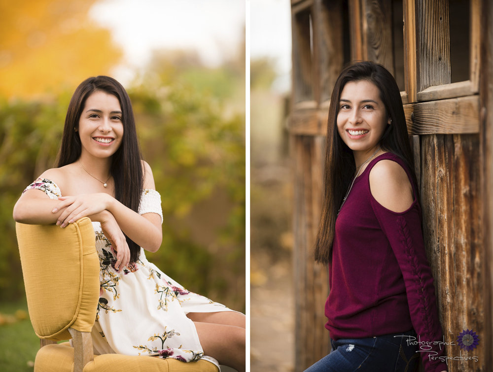 Photographic Perspectives | Senior Portraits | Corrales New Mexico | Fall Senior Portrait Session | Albuquerque Photographers | Senior Portrait Photographer Albuquerque