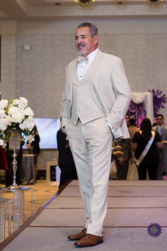 Stephen Geoffrey Tan 4 Piece Suit