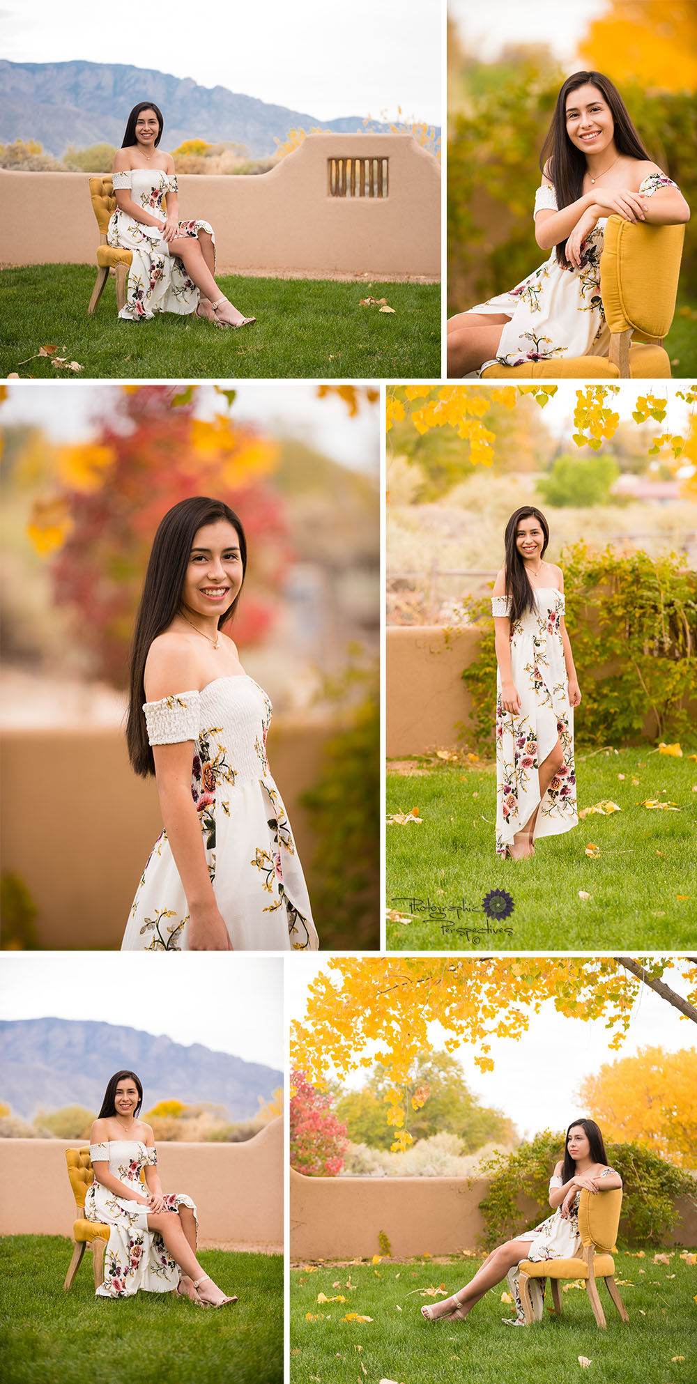 New Mexico High School Senior | Portrait Session