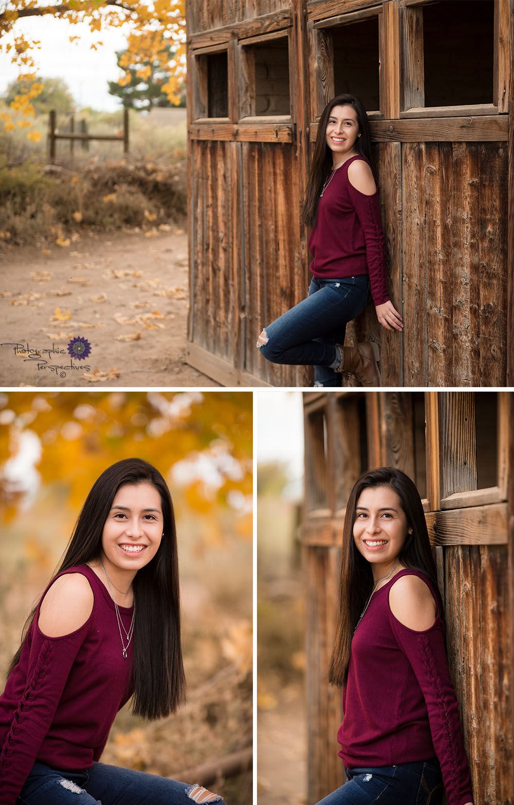 Senior Portraits | New Mexico Wedding Photographers | High School Senior Photos