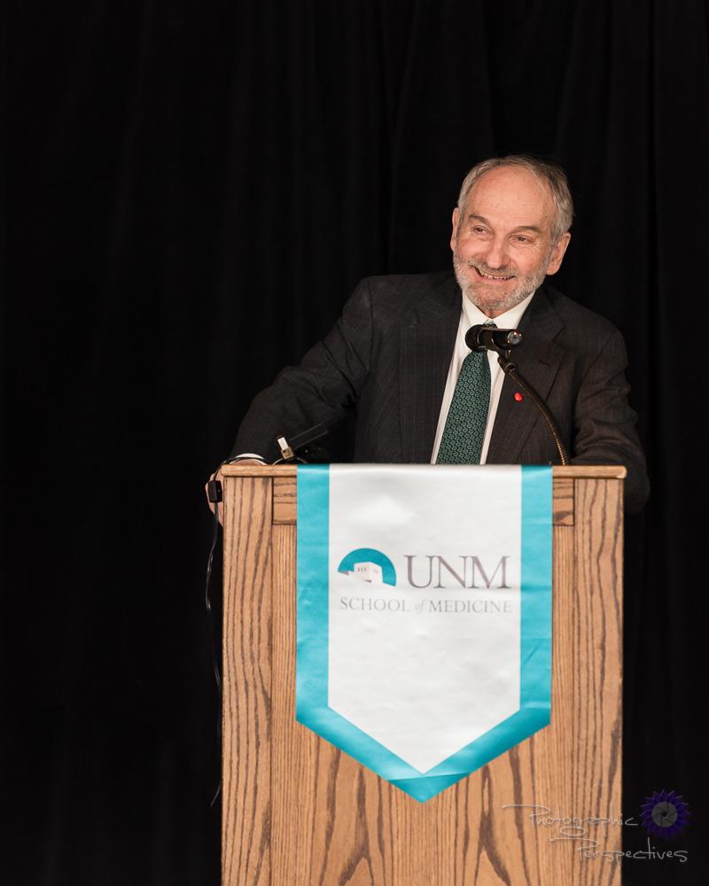 UNM School of Medicine Living Legend Dinner | Event Photographer