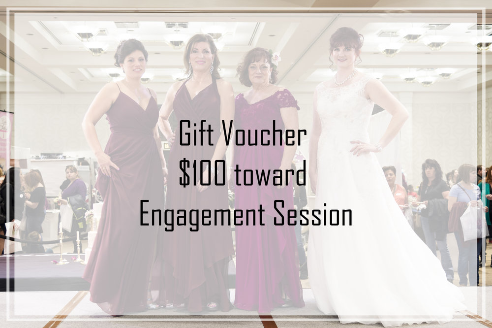 Click here to book your engagement session and receive your $100 gift!