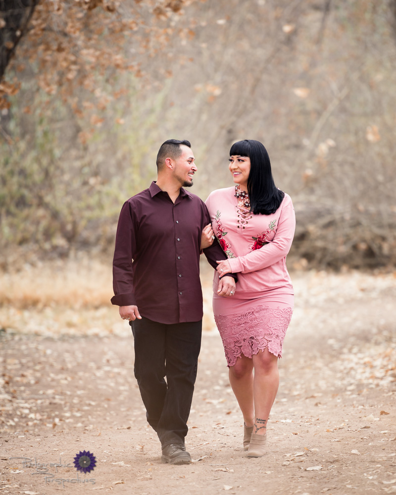 Corrales New Mexico Engagement Photography | Winter Photo Session | Photographic Perspectives