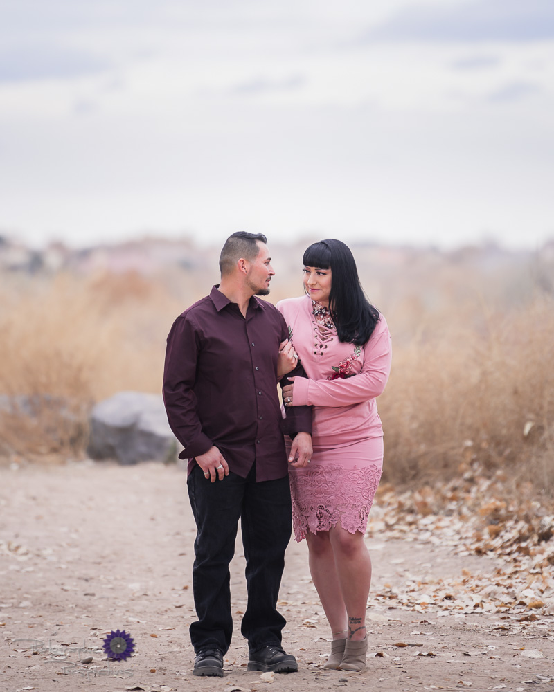 New Mexico Engagement Photography
