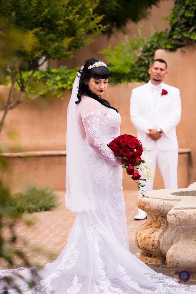 Albuquerque Wedding Photographers | Hotel Albuquerque