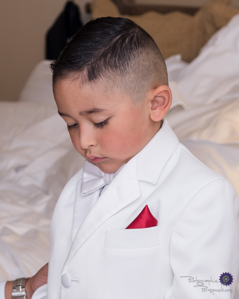 Ring Bearer | Wedding Photography | Photographic Perspectives