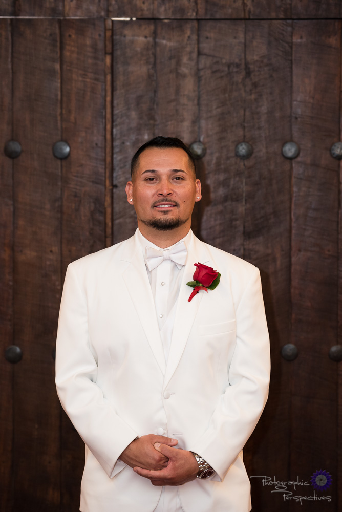 Groom Portrait | Albuquerque Wedding Photography