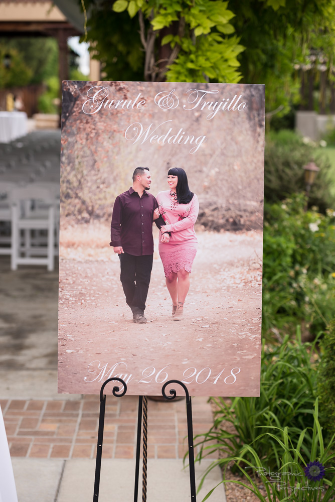 Engagement Photography | Wedding Signage
