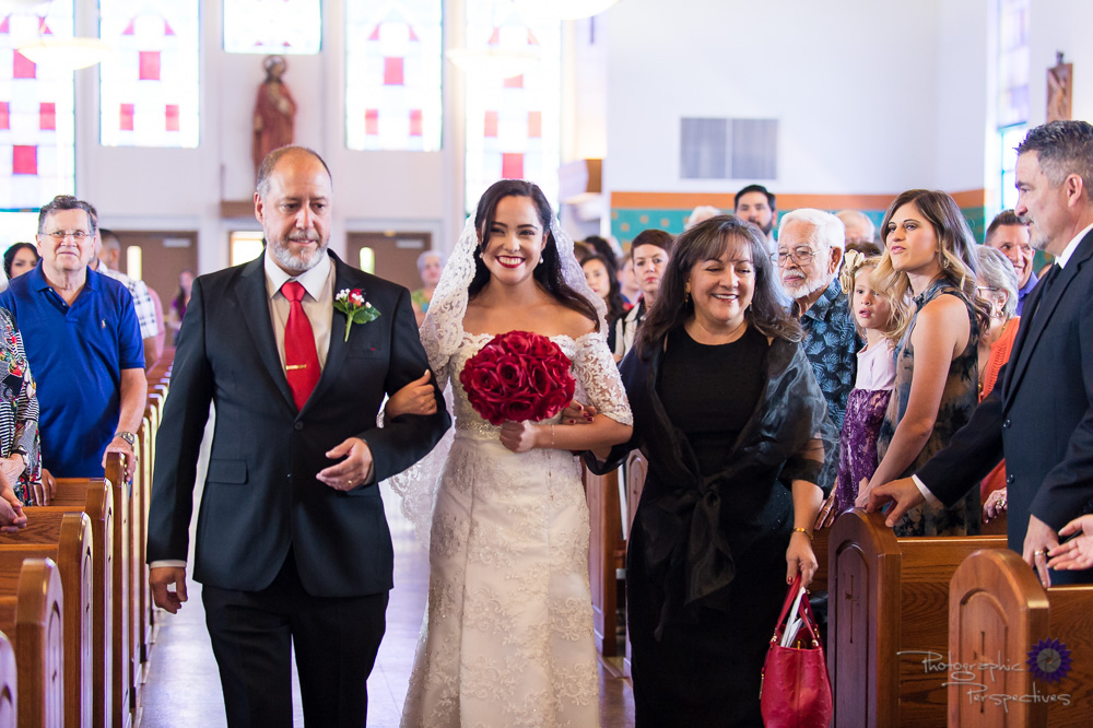 Albuquerque Hyatt Wedding | Wedding Ceremony