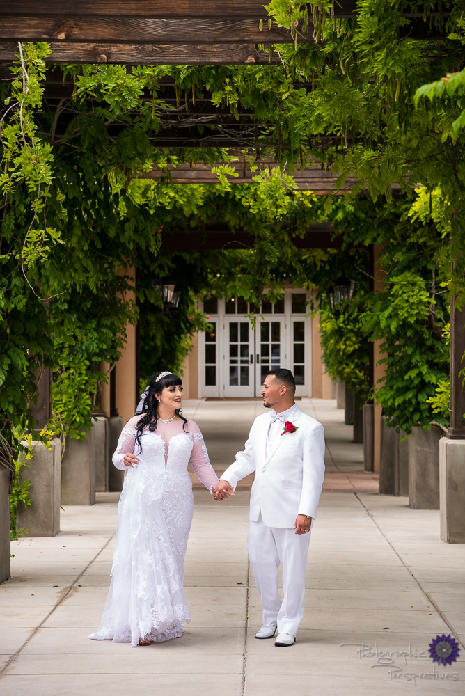 Romantic Hotel Albuquerque Wedding | New Mexico Wedding Photography | Photographic Perspectives