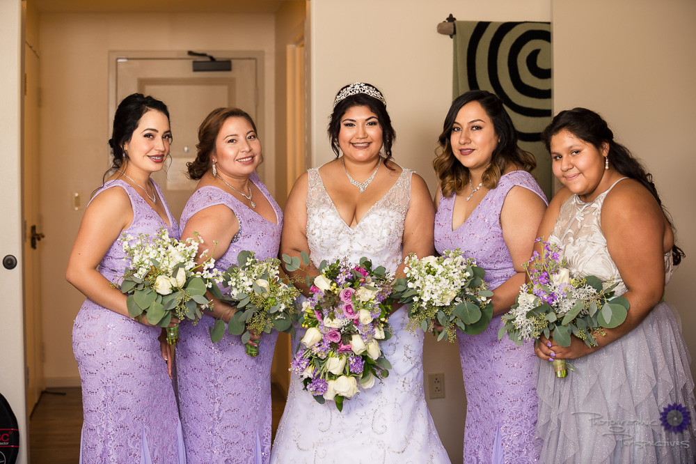Hyatt Regency Tamaya Wedding