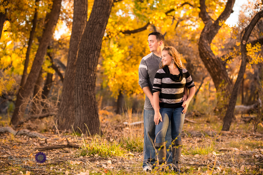 Albuquerque Engagement Photography | Engaged Couple | Photographic Perspectives