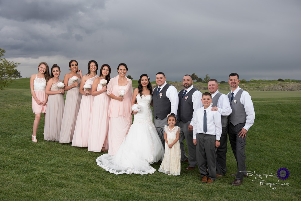 Albuquerque Wedding Photographers | Isleta Resort and Casino | Wedding Group Portrait.jpg