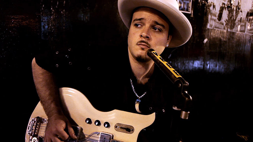 """MUSIC VIDEO : MISSISSIPPI GABE CARTER, """"ARCHANGEL OF THE BLUES"""""""